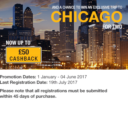 Fellowes Shredder cashback and Chicago Sweepstake