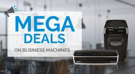 Fellowes Business Machines Cashback Q1 2019